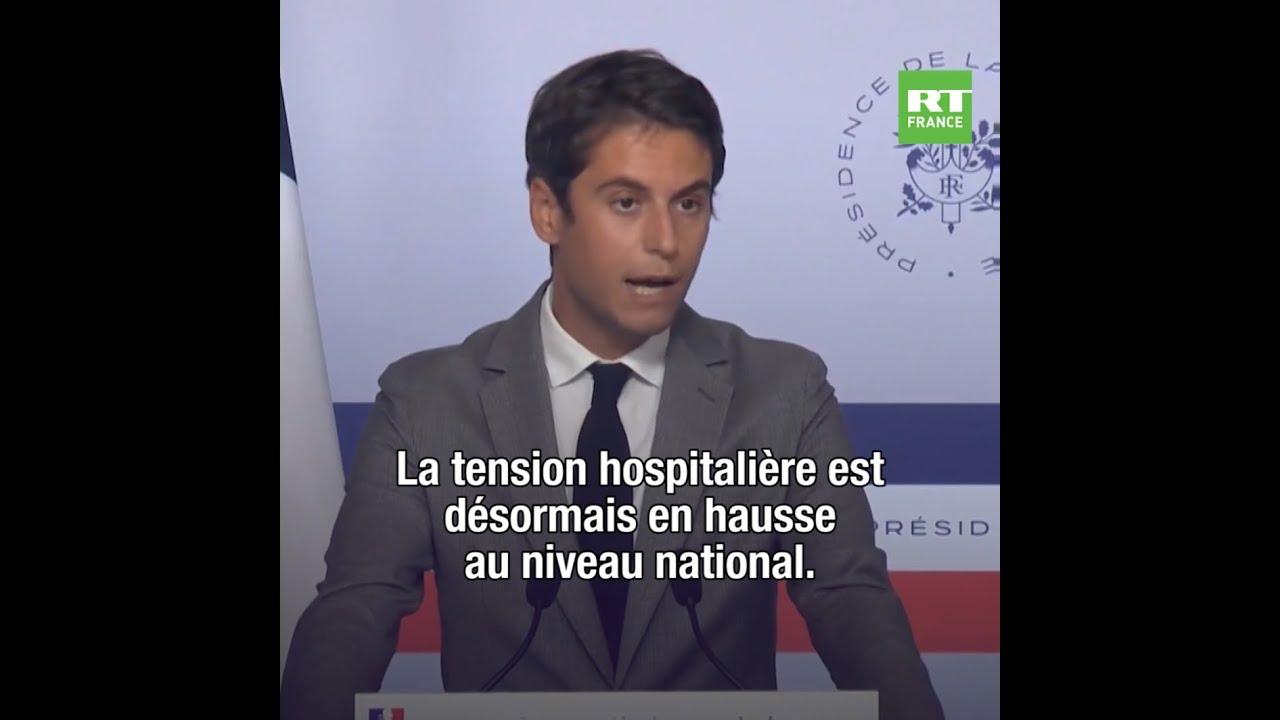 Pass sanitaire : «La carte de France est presque désormais entièrement rouge»