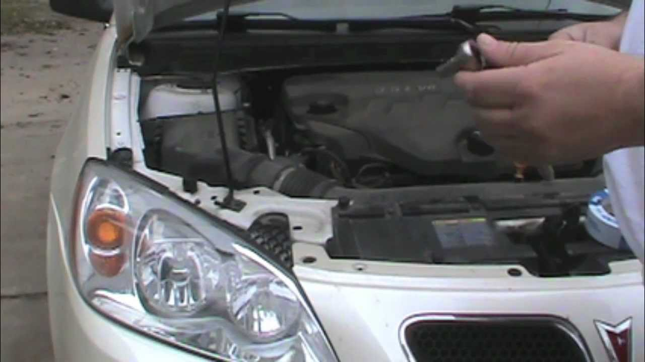 Headlight Replacement G6 How To Replace A Headlamp Bulb