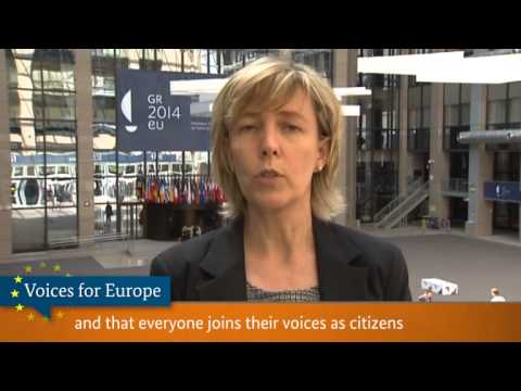 Voices for Europe: Maria Luís Albuquerque, Minister of State and Finance, Portugal