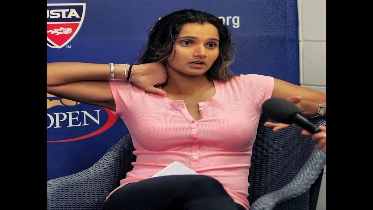 Sania Mirza Leaked Scandal  Celebrities Hot Mms Scandal-3028
