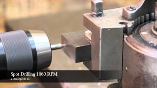 milling and drilling in the lathe