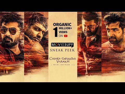 Chekka Chivantha Vaanam – Moviebuff Sneak Peek | Vijay Sethupathi | Mani Ratnam | AR Rahman