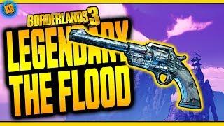 Borderlands 3 | THE FLOOD | Legendary Weapon Review