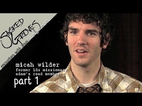 Micah Wilder Interview (uncut) Part 1