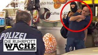 Stiller Alarm: Geisel bei Überfall genommen | TEIL 1/2 | Die Ruhrpottwache | SAT.1 TV