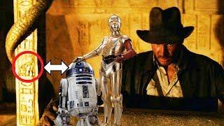 Top 8 Mind-Blowing Movie Easter Eggs in Star Wars, Deadpool & More