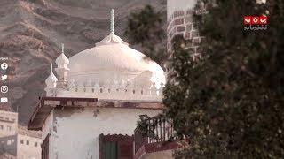 في أي عام جدد العثمانيون مسجد العيدروس ؟ | رحلة حظ 2
