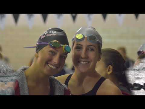 Grosse Ile Girls Swimming and Diving 2017