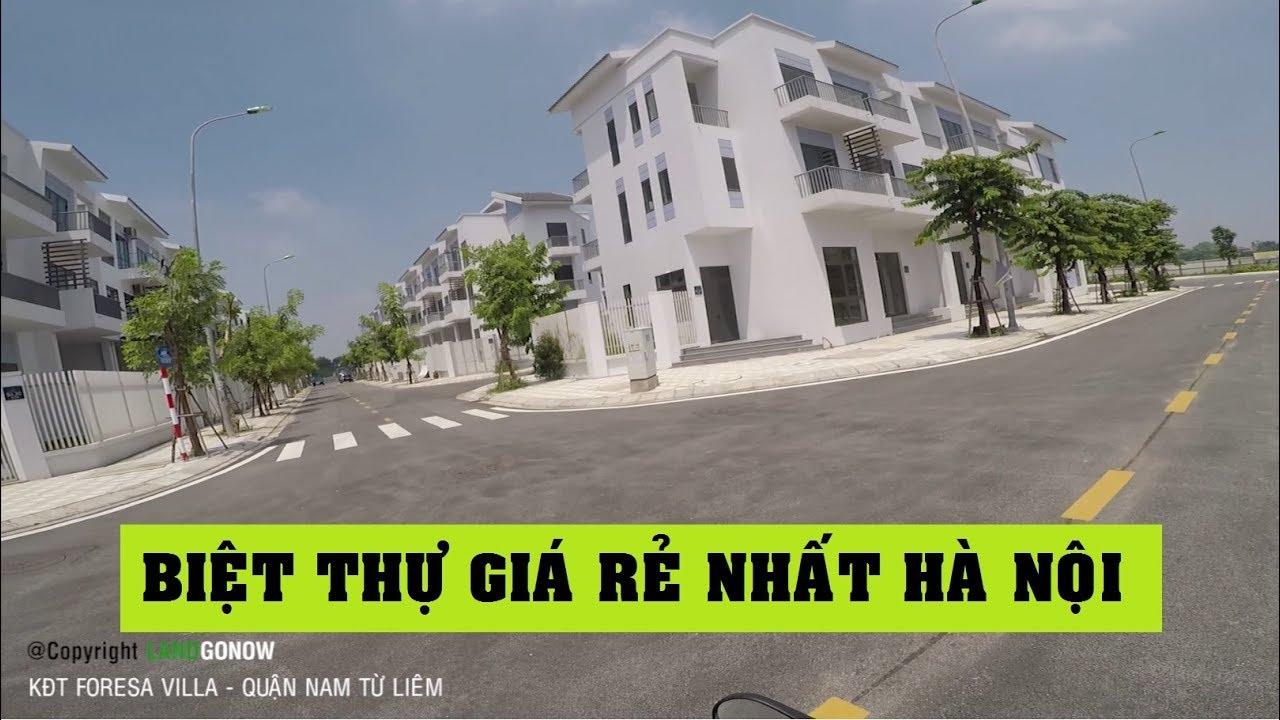 Nhà đất khu đô thị Foresa Villa, TL70, Xuân Phương, Nam Từ Liêm, Hà Nội – Land Go Now ✔