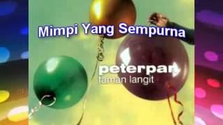 FULL ALBUM Peterpan   Taman Langit 2003