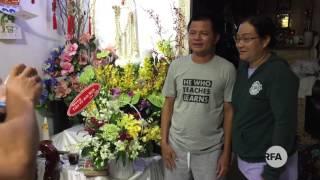 Nhạc sĩ Trần Vũ Anh Bình ra tù | TIN NHANH | RFA Vietnamese News