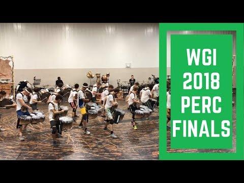 Music City Mystique 2018: Finals Week Rehearsal