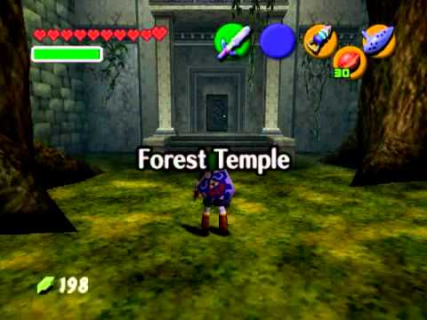 Forest Temple 10 Hours - Zelda Ocarina of Time