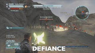 Defiance - PS3 Free to Play Lands and Nerf City