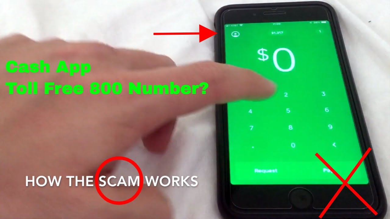 Cash App Toll Free 800 Customer Support Phone Number? 🔴 - YouTube