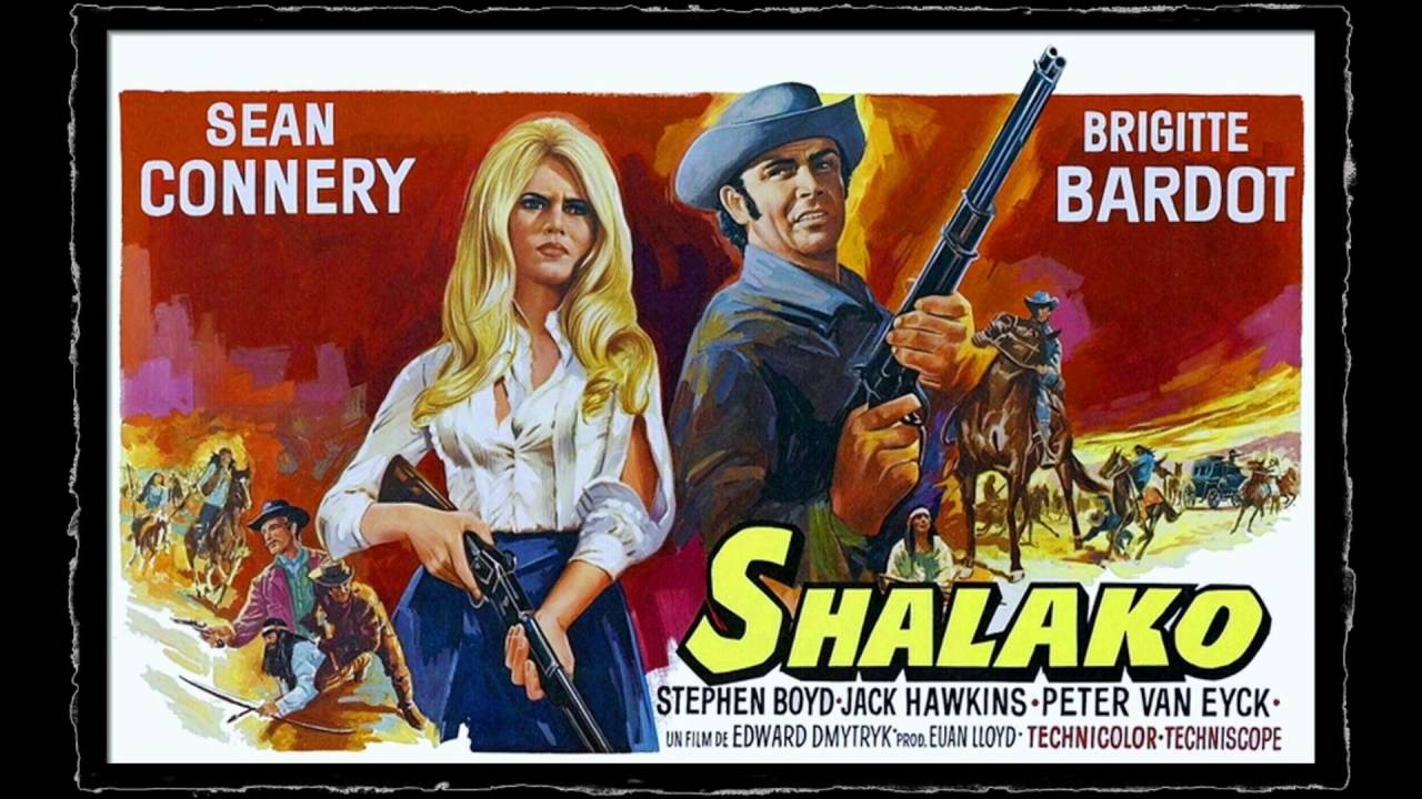 Image result for shalako 1968