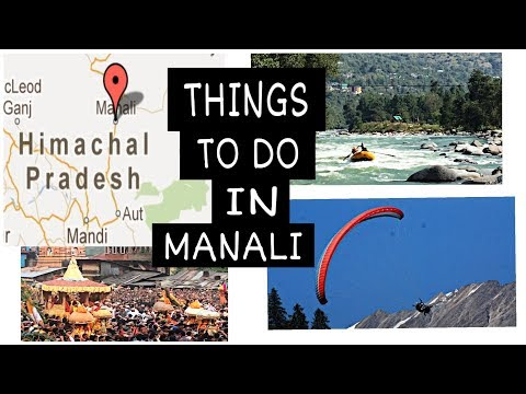 The time I almost died!?||Things to do in Manali||Travel guide||