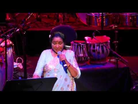 Ye mera dil- Asha Bhsole Live in Melbourne 2016