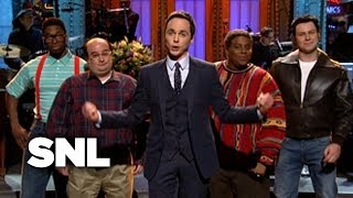 Monologue: Jim Parsons Is Not That Guy - SNL