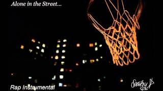 Hip Hop Instrumental - Alone in the Streets