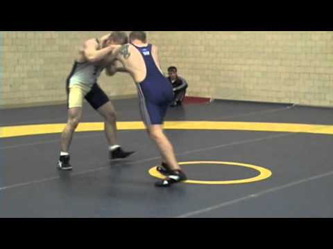 2010 Western Open: 82 kg Matt Hutchison vs. David Schultz