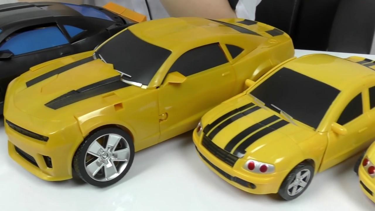 Трансформеры Автоботы Много БАМБЛБИ Игрушки из Мультика МАШИНКИ для мальчиковTransformers for kids