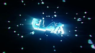 AMAZING 3D C4D INTRO by EL4A [C4D + AE]