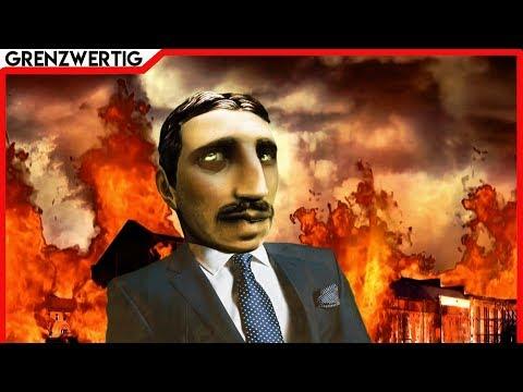 Die Angst vor Nikola Tesla 😱 War Sie berechtigt?