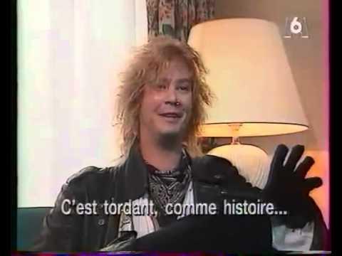 Duff McKagan - Metal Express 1993