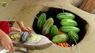 Potol pora recipe||পটল পোড়া রেসিপি|Indian village tasty Parwal burns recipe