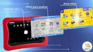 Cómo Es Clempad, La Tablet Para Niños En Www.elosito.com
