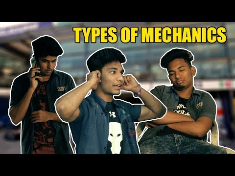 Funny Mechanics Everywhere || Hyderabadi Comedy || Warangal Diaries
