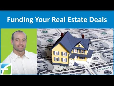 Funding Your Real Estate Deals