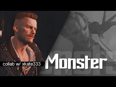 the witcher 3 multimale | monster [c/w xkate333]