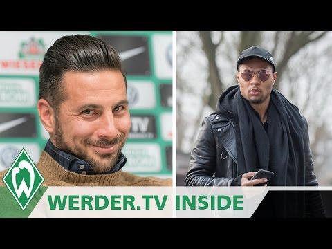 Claudio Pizarro gegen Lewandowski & Serge Gnabry vor der Wahl | WERDER.TV Inside vor FC Bayern