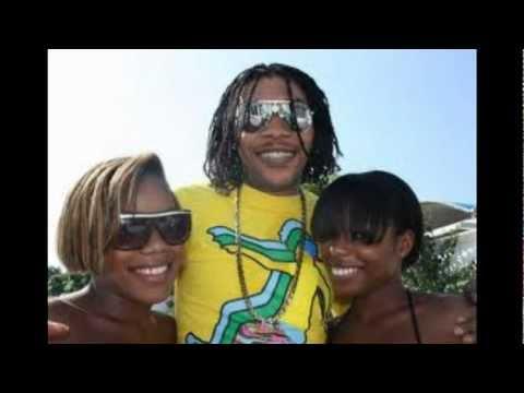 Vybz Kartel - Tell You Say (Raw) [V6 Riddim] June 2011