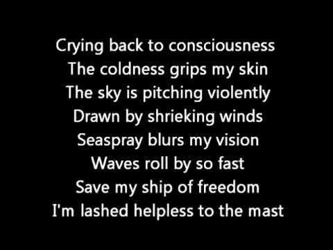 Rush-The Fountain Of Lamneth (Lyrics) Part I