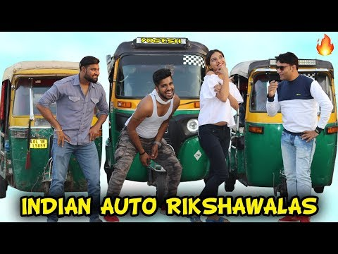 Types Of Indian Auto Rickshaw Walas || Pardeep Khera || Yogesh Kathuria