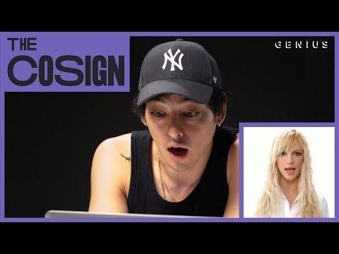 Joji Reacts To Classic Pop Hits (Britney Spears, Boyz II Men, Rick Astley)   The Cosign