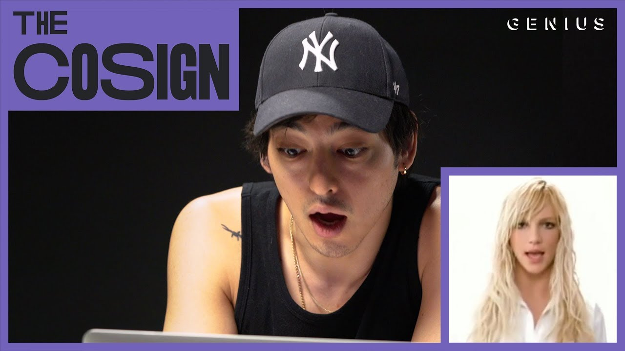 Joji Reacts To Classic Pop Hits (Britney Spears, Boyz II Men, Rick Astley)  | The Cosign