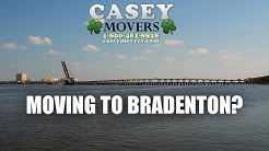 Boston, MA to Bradenton, FL Movers | Casey Movers | Long Distance Movers | 1-800-482-8828