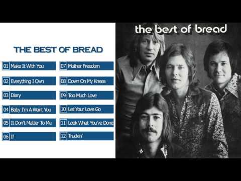 Bread - The Best Of Bread (Full Album) 1973