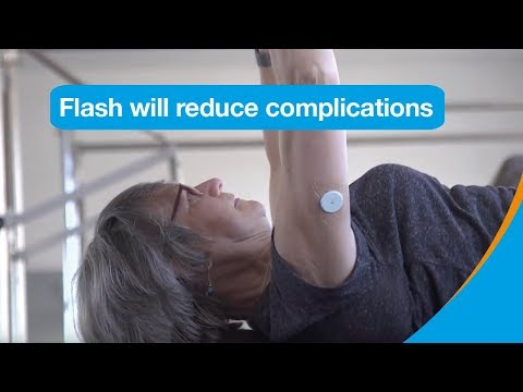 Flash glucose monitoring will reduce diabetes complications | Flash Campaign | Diabetes UK
