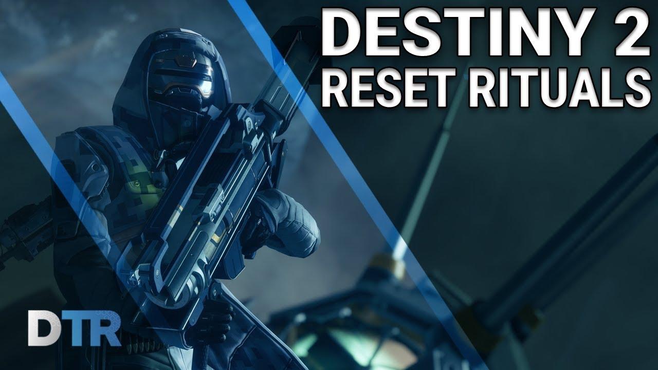 47cad8dc2a5 Destiny 2  Forsaken - Reset Rituals. DestinyTracker
