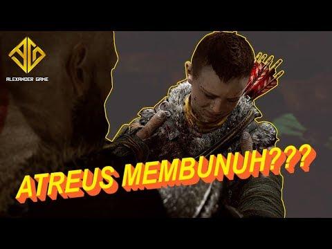 CARA BERTAHAN HIDUP! (God Of War 4 Gameplay Indonesia-Part.4) l #AlexanderGame Eps.5