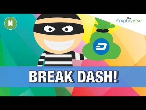 Break 🔨 Dash And Win $100k / Is Segwit2x Still Valid? 🤔 / Quick DTube Tutorial 🎓 (Cryptoverse)