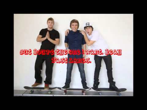 emblem3 chloe youre the one i want lyric video