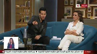 """""""الساحر عزام يخفي خاتم ريهام عبد الغفور علي الهواء !!..""""حتروحي تلاقيه في البيت"""