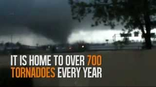 3 Things To Know About Tornado Alley