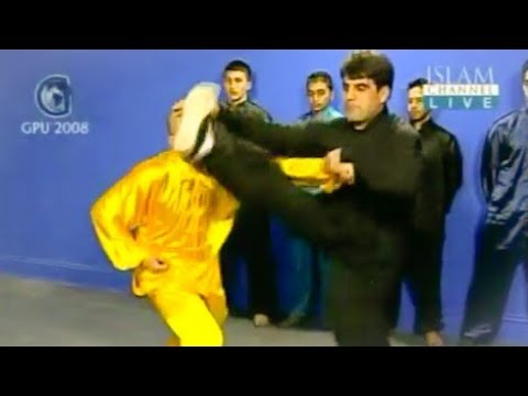 Bring Back True Martial Arts ☯ Let's Learn from Afghan Kung Fu Masters